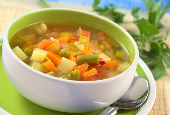 Favorite Fall Soup Recipes
