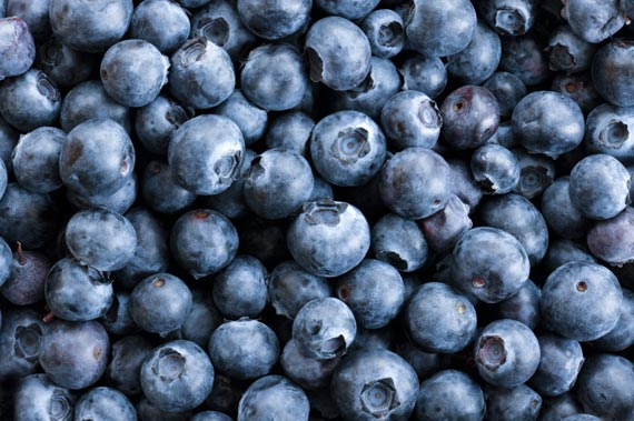 Super Foods-Blueberries