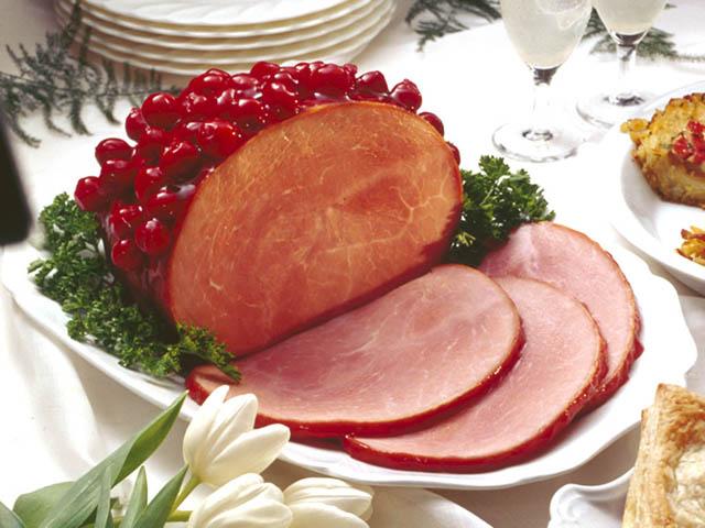 cherry ham