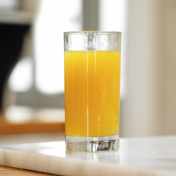 Recipes to cure a hangover-Orange Juice