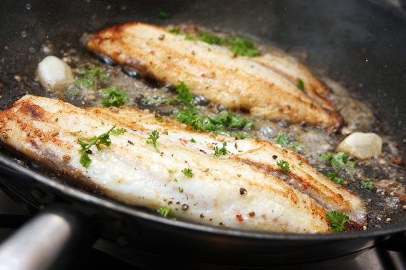 Tilapia Cooking