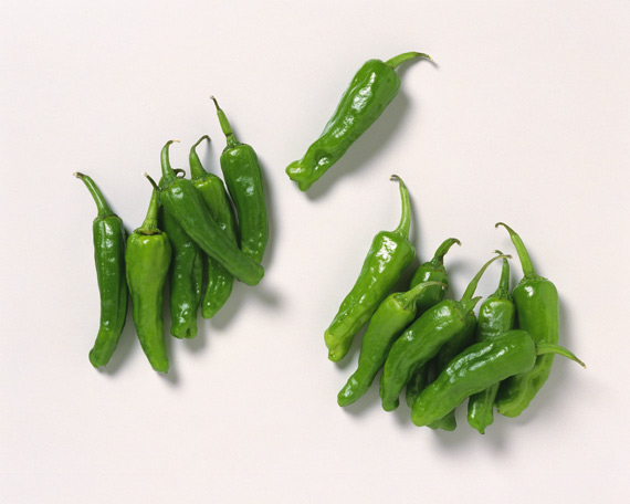Spicy Ingredient- green chili