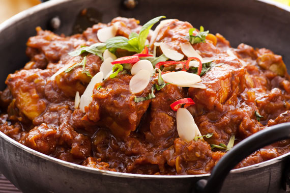 Curries to savor