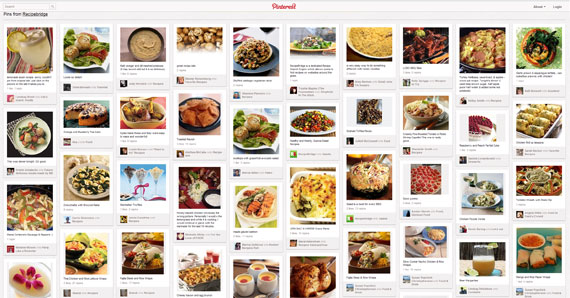 Recipebridge on Pinterest