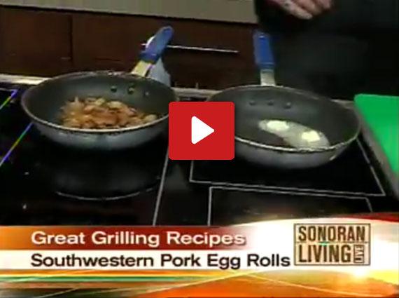 Pork Egg Rolls