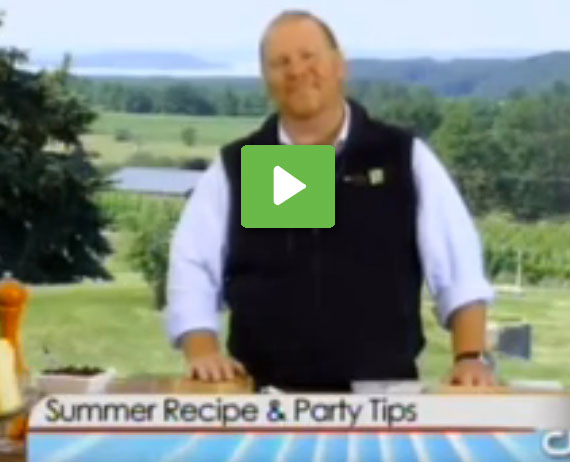 Mario Batali Summer Recipes