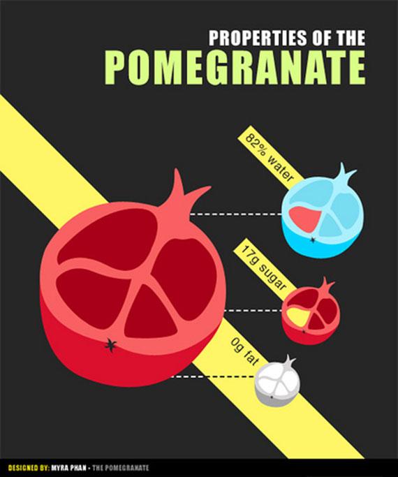 The Exquisite Pomegranates